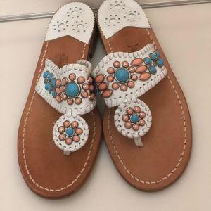 Navajo Jack Rogers Sandals